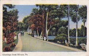 Greetings From Silvara Pennsylvania