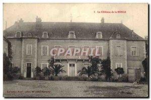 Old Postcard Chateau de la Resle