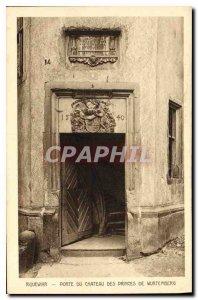 Old Postcard Riquewihr Gate W?rttemberg Chateau des Princes
