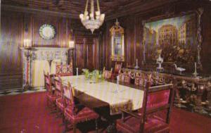Florida Sarasota State Dining Room At Ringling Ressidence