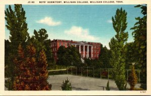 Tennessee Carter County Boys Dormitory Milligan College