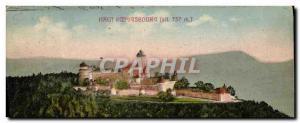 Postcard Old High Kcenigsbourg