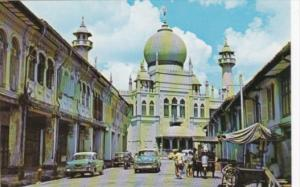 Singapore The Sultan Mosque