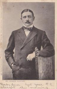 Mr Charles Hawtrey 1903 Tucks