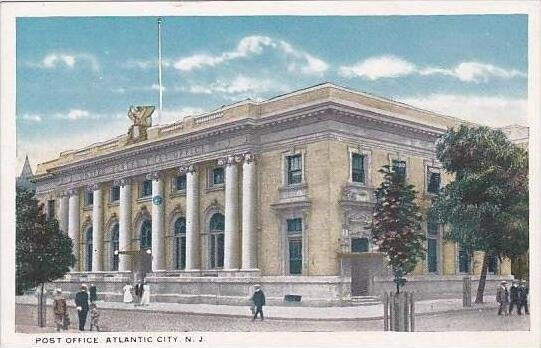 New Jersey Atlantic City Post Office