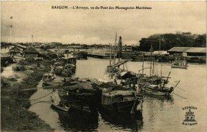 CPA AK INDOCHINA Saigon L'Arroyo VIETNAM (957066)