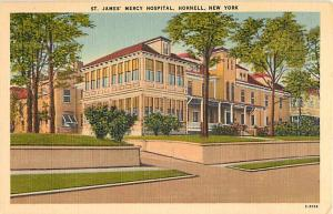 St. James Mercy Hospital, Hornell NY, New York, Linen