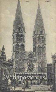 Dom Bremen Germany 1910