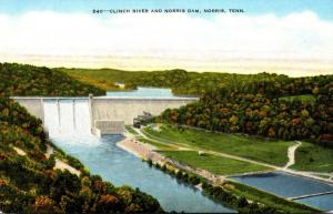 Tennessee Norris Clinch River and Norris Dam