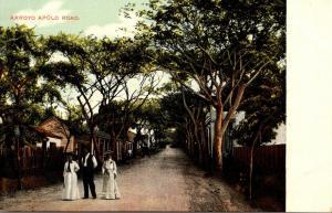 Cuba Havana Arroya Apolo Road