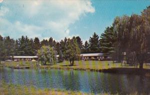 Michigan West Branch Tri-Terrace Motel