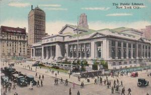 New York City The Public Library 1929