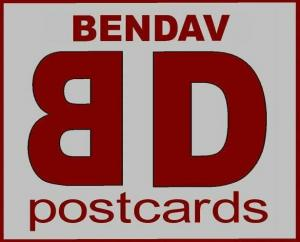 BENDAV POSTCARDS