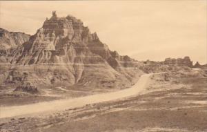 Pinnacles Peaks Badlands Nat Monument South Dakota Albertype
