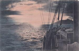 Mod Midnatsolen , Deck of ship, Norge , 00-10s