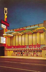 Nevada Reno Horshoe Club Restaurant Bar Gaming