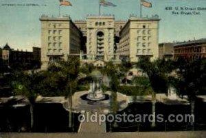 Panama - California Exposition, San Diego 1915, 1913 light crease left bottom...