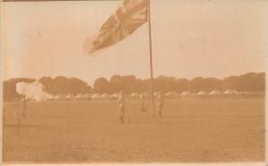 India People, Uniforms, British Flag