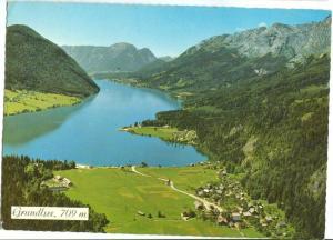 Austria, GRUNDLSEE, 1978 used Postcard
