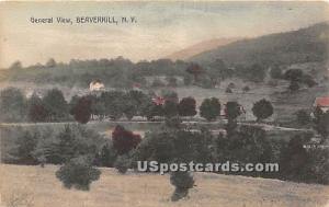 General View Beaverkill NY 1912