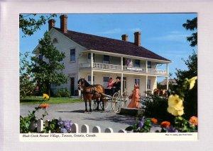Horse and Buggy, Black Creek Pioneer Village, Toronto, Ontario,