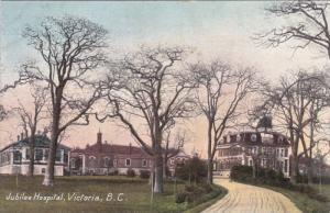 Jubilee Hospital, Victoria, British Columbia, Canada, 1910 PU