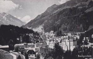 Aerial View, Badgastein, Salzburg, Austria, 1900-1910s