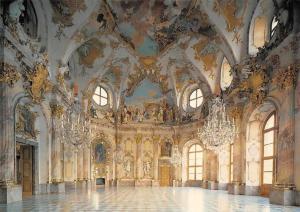 Residenz Wuerzburg Kaisersaal, The Imperial Room
