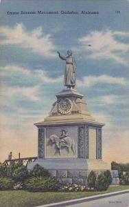 Emma Sansom Monument, Gadsden, Alabama,  30-40s