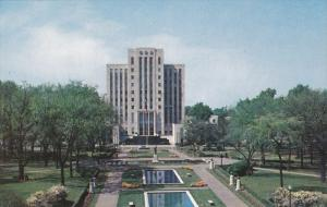 City Hall, Pond Pool, BIRMINGHAM, Alabama, 40-60's