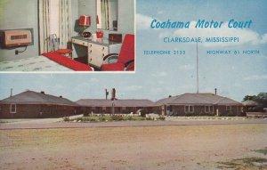 CLARKSDALE , Mississippi , 1950s; Coahama Motor Court
