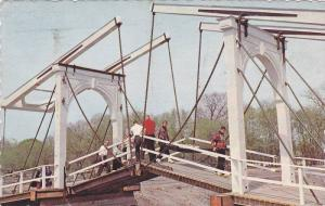 The Dutch Bridge Replica, Whole Wheat Flower Draw Bridge, Windmill Island, Ho...