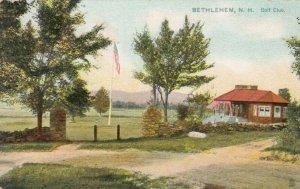 BETHLEHEM , New Hampshire, 1900-10s ; Golf Club, TUCK # 6095