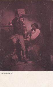 Au Cabaret , 1901-07 ; TUCK 246