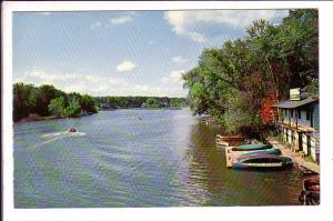 Nottawasaga River, Wasaga Beach, Ontario,