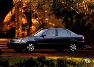 1998 Honda Civic Sedan