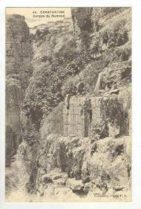 Constantine, Algeria, 00-10s, Gorges du Rhummel