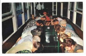 FL Silver Springs Glass Bottom Boat Tour Vintage Postcard