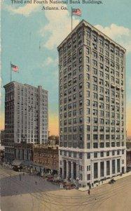 ATLANTA , Georgia , 00-10s ; 4th National Bank