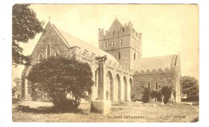 Kildare Cathedral, Ireland, United Kingdom, 00-10s