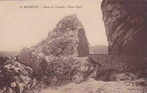 MICHELET, Route de Tirourda, Poste Civeili, France, PU-1944