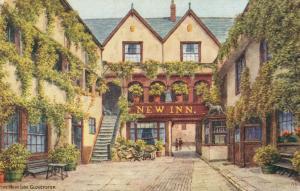 UK - The New Inn Gloucester  01.88
