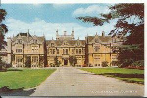 Wiltshire Postcard - Corsham Court - Corsham - Ref 16367A