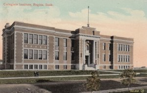 REGINA , Saskatchewan , 1912 ; Collegiate Institute