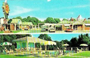 Mississippi Vicksburg Magnolia Motor Hotel And Restaurant & Pool