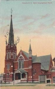 Exterior,  North Congregational Church,  Concord,  New Hampshire,  PU_ 1910
