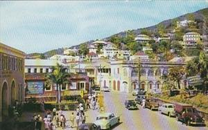 St Thomas Charlotte Amalie Main Street