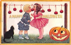 Halloween Vintage Post Cards Artist Ellen Clapsaddle 1908