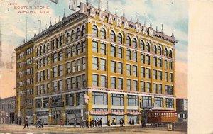 KS Postcard, Kansas Post Card Old Vintage Antique Collectables For Sale Bosto...
