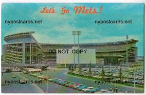Mets, William A Shea Stadium, Flushing Meadow Park, Queens